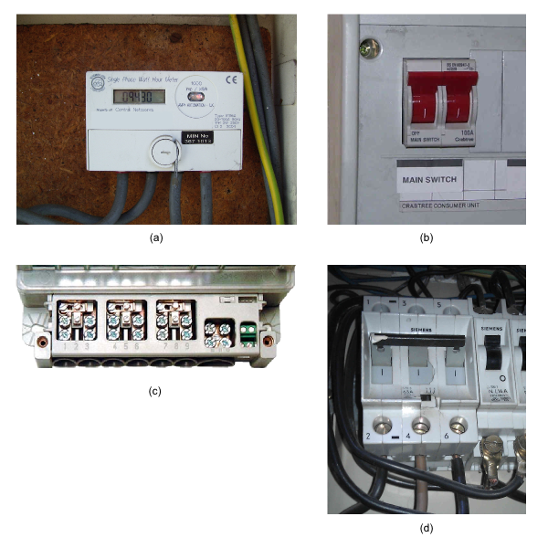 learn openenergymonitor single and 3 phase meters incomers